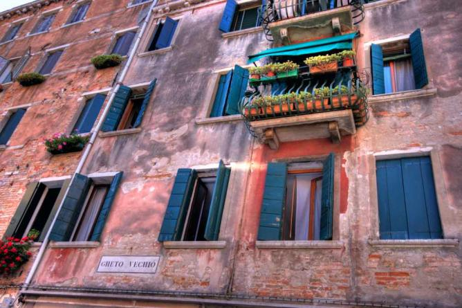 Venetian Ghetto | © vgm8383/Flickr