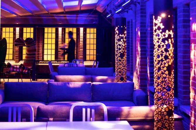 Skyline Bar   © Courtesy of Skyline Bar