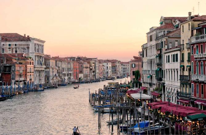 Grand Canal | © JohnFowler/Flickr