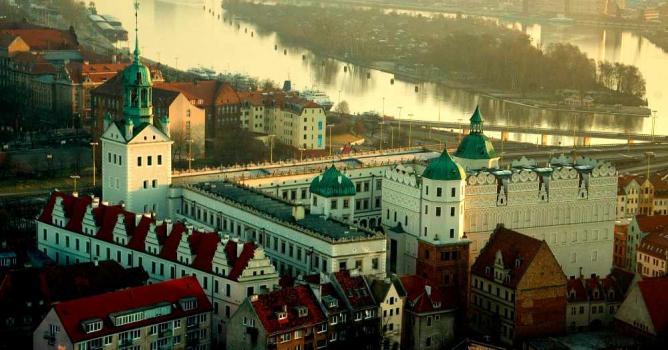The Pomeranian Ducal Castle | © Cezarde62/WikiCommons