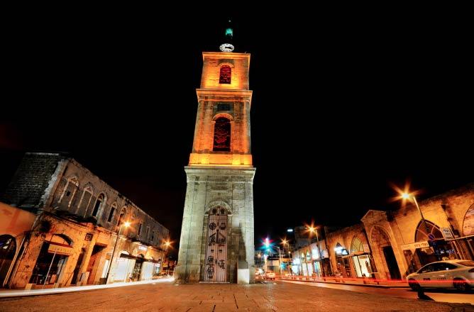 The Jaffa Clock Tower   © Daniel Winter/WikiCommons