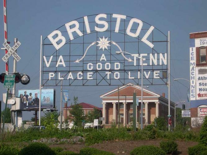 Bristol, Virginia