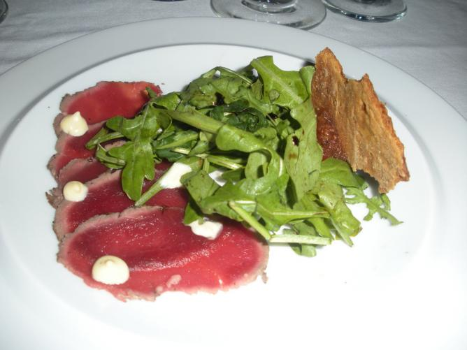 Elk Carpaccio | © Katherine Lynch/Flickr