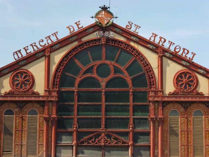 Mercat de Sant Antoni | © Oh-Barcelona.com/Flickr