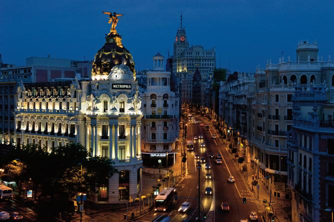 Madrid | © PromoMadrid/Flickr