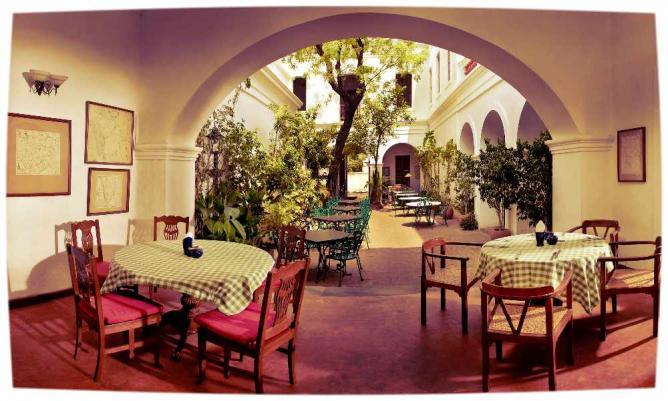 Carte Blanche| © Vikram Singh Rawat, courtesy of restaurant