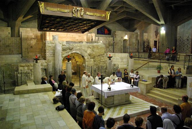 Basilica of the Annunciation, Nazareth | © Osmar Valdebenito/ Flickr.jpg