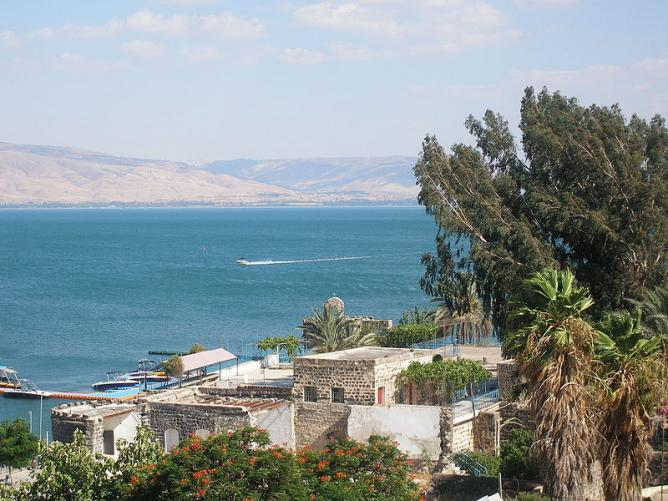 Sea of Galilee | © amira_a/ Flickr.jpg