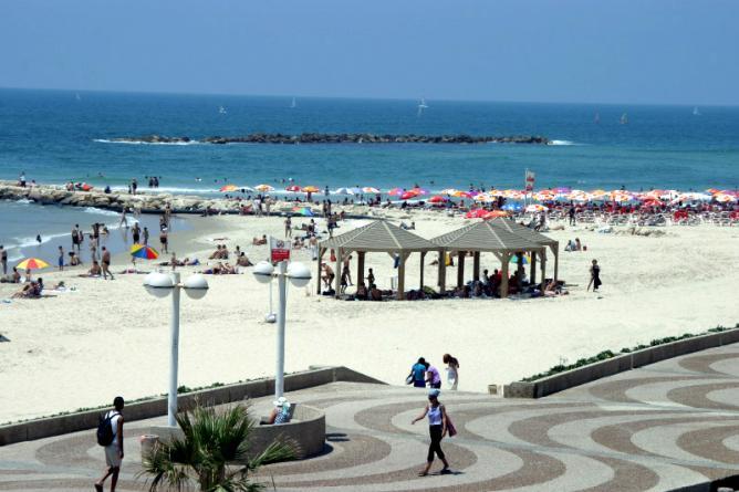 Tel Aviv | © israeltourism/ Flickr.jpg