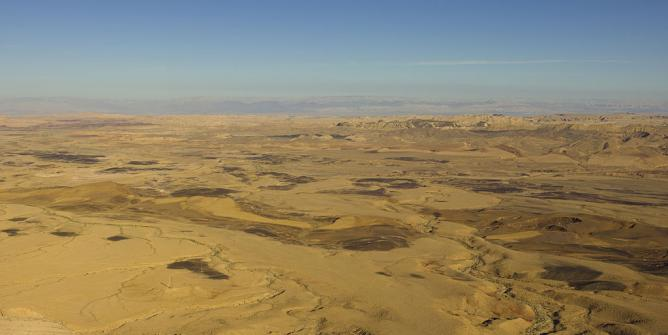 Ramon Crater | © yeowatzup/ Flickr.jpg