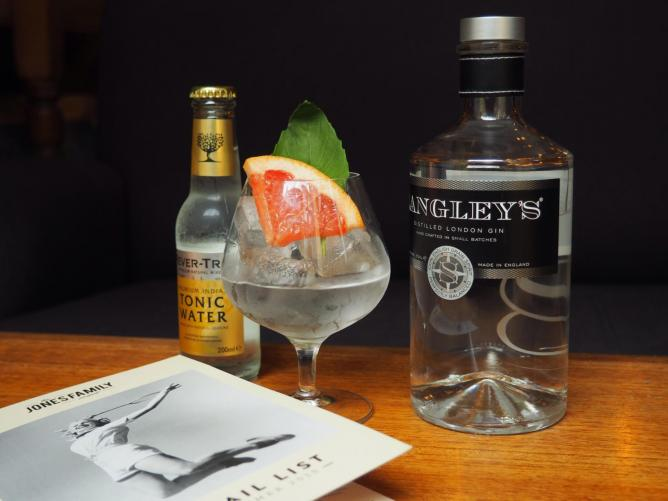World Gin Day Langleys G&T © The Jones Family Project
