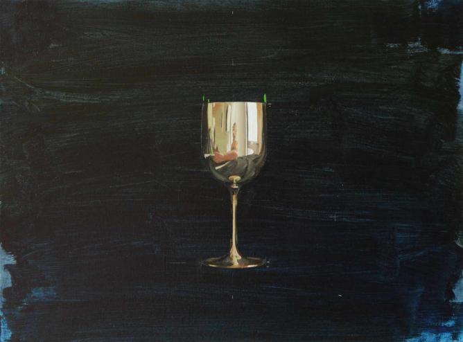Tom Leveritt, Oil on Canvas | Courtesy Tom Leveritt