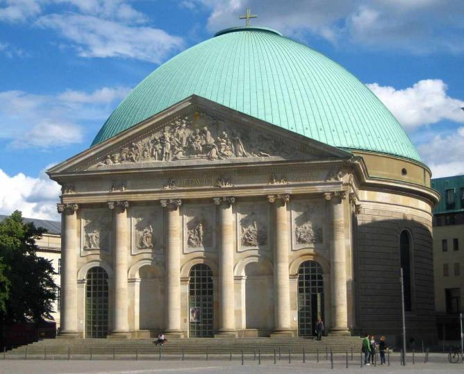Berlin Catholic Church