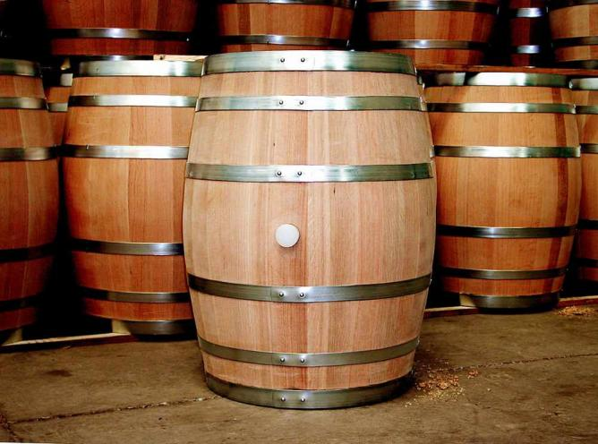 Oak Wine Barrel | © Gerard Prins/WikiCommons