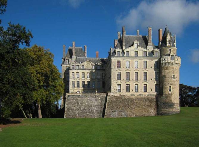 Château de Brissac | © Manfred Heyde/WikiCommons