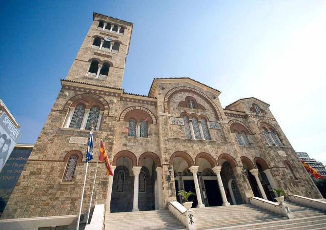 Orthodox basilica in Piraeus | © Hagee/WikiCommons
