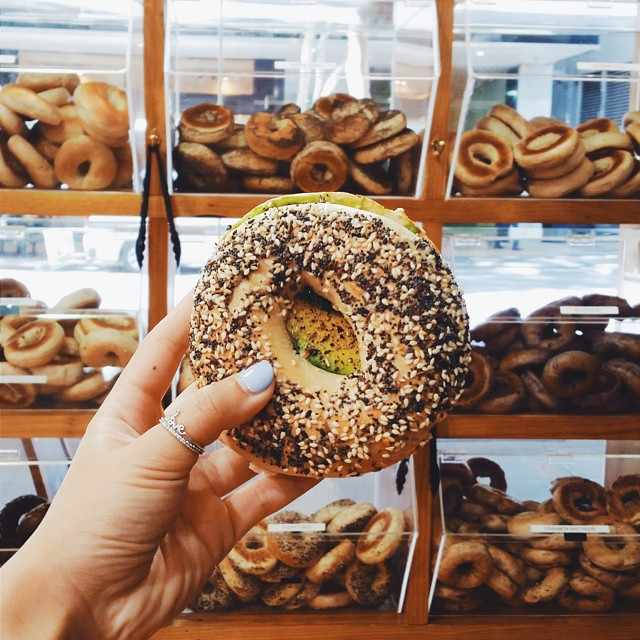 Bagel Boys | Image credit @brokeinbrisbane/Instagram