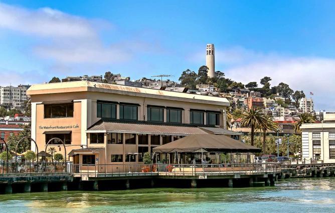 The Waterfront Restaurant | ©skip.kuebel/Flickrcommons