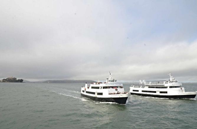 Alcatraz Cruises | ©CameronClark/Wikicommons