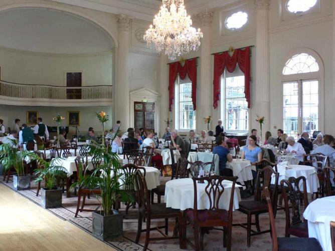 The 7 Best Places For Afternoon Tea In Bath