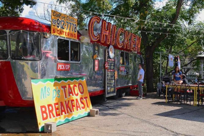 The Hot Potato Food Truck Dallas Tx