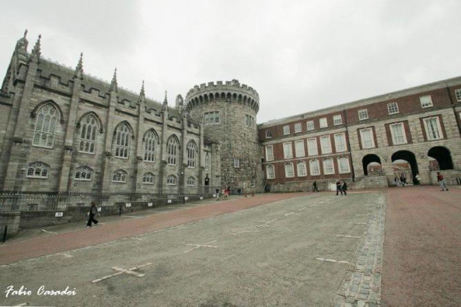 Dublin Castle © Fabio Casedi/Flickr