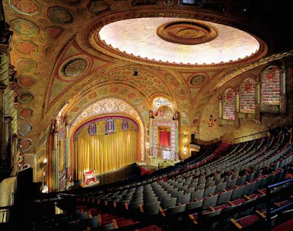 Alabama Theatre | ©Brad Hardisty/Google