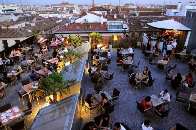 The 10 Best Rooftop Restaurants In Madrid