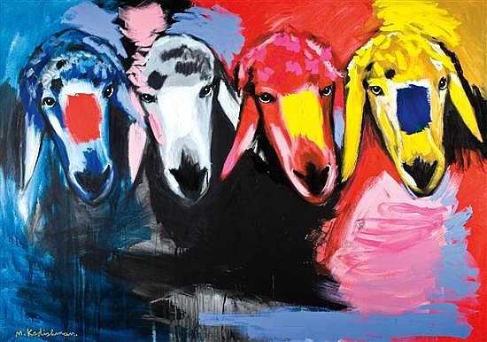 Kadishman's Sheep