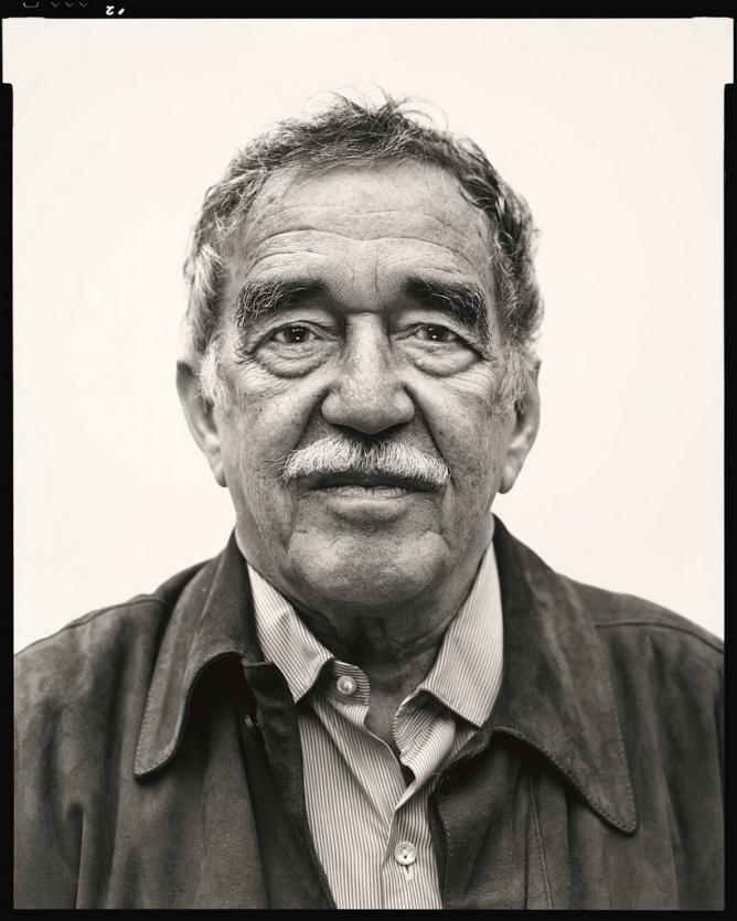 Gabriel García Márquez © Wolf Gang/Flickr