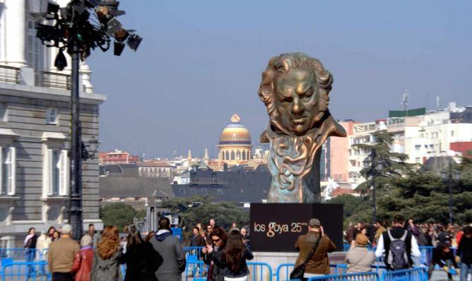 Goya Awards   © Manuel/Flickr
