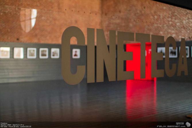 Cineteca Madrid   © FélixBernet/Flickr