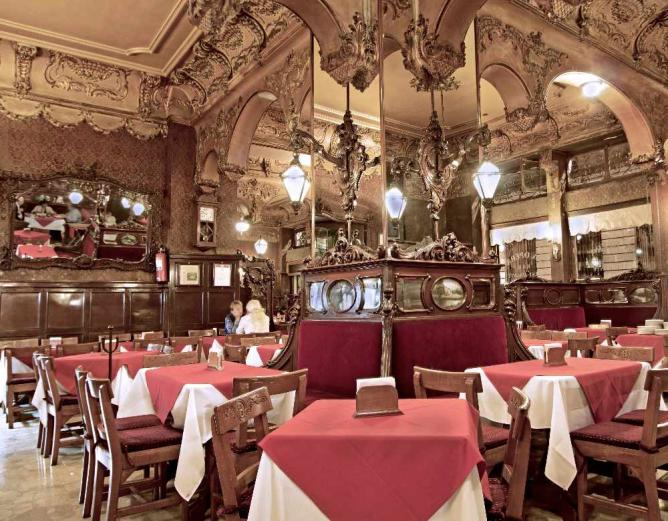 The 10 best restaurants in centro hist rico mexico city for Cafe el jardin centro historico
