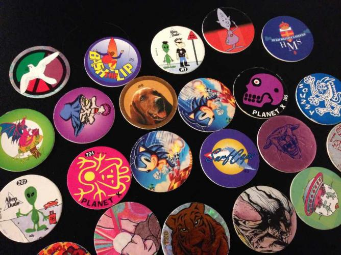 Pogs at Thomas Foolery | © Andrew Wiseman/Flickr