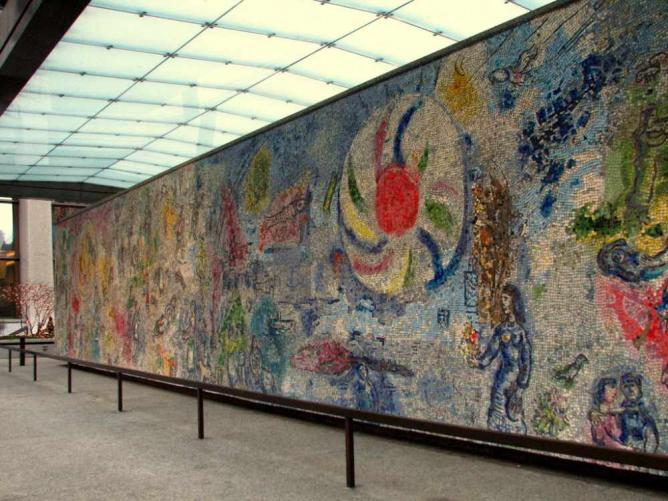 The 5 Best Places To See Marc Chagall S Art