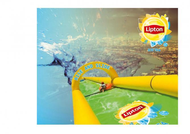 Lipton Ice Tea | Be a Daybreaker