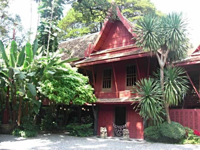 Jim Thompson's house and museum in Siam | © Sébastien Bertrand/Flickr
