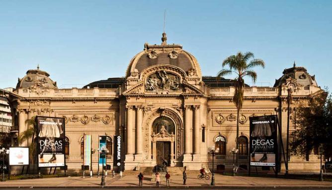 Museo Nacional de las Bellas Artes | © SebasGZ/WikiCommons