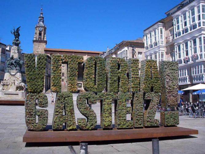 Vitoria-Gasteiz | © Zarateman/WikiCommons