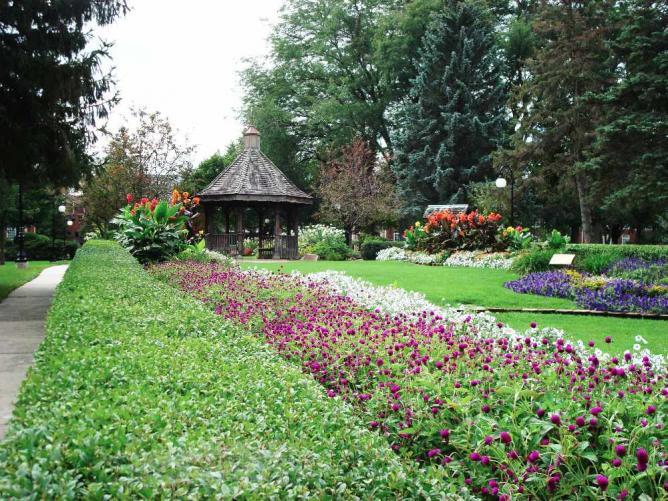 Buxton Park Gazebo and Arboretum