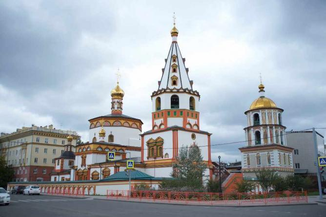 Epiphany Cathedral in Irkutsk © Aleksandr Zykov/Flickr
