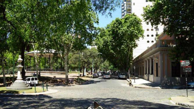 Barrancas de Belgrano| © verovera78/Flickr
