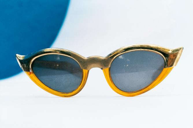 Frida Kahlo's sunglasses