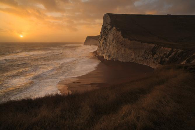 Swyre Head, Dorset by Andy Farrer (Your View, Landscape Photographer of the Year 2014)