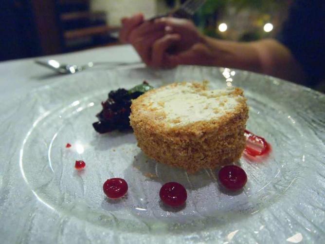 Dessert at Ubiquitous Chip | © The Integer Club/Flickr