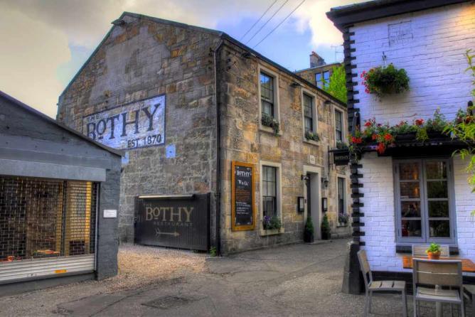Bothy Glasgow | © slack12/Flickr