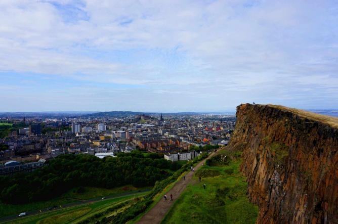 Edinburgh   © barnyz/Flickr