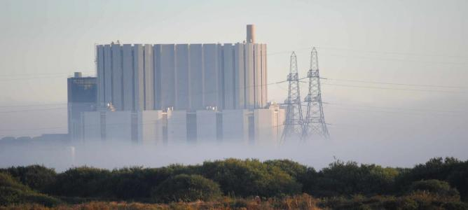 Dungeness Nuclear Power Station |© Anne/ Flickr