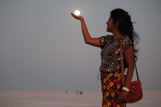 Ankita Sinha - Anki On The Move I Courtesy Ankita Sinha