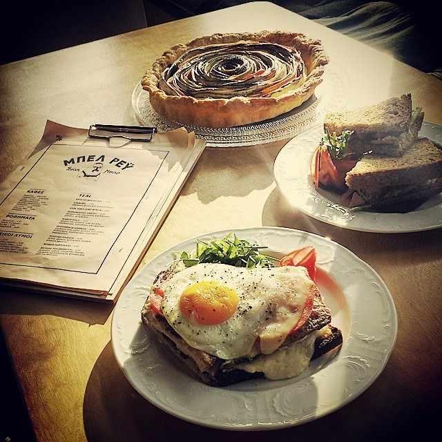 Athens' 10 Best Brunch Restaurants
